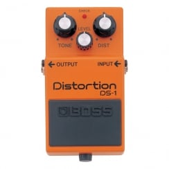 Boss DS1 | Distortion | Guitar Effects Pedal