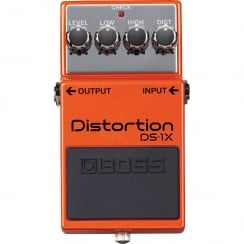 Boss DS1X| Distortion | Guitar Effects Pedal