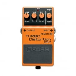 Boss DS2 | Turbo Distortion | Guitar Effects Pedal