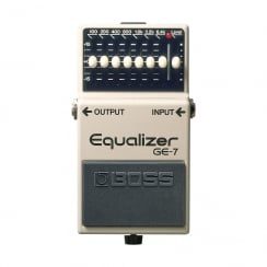 Boss GE7 | Equalizer | Guitar Effects Pedal