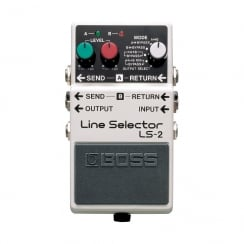 Boss LS2 | Line Selector | Guitar Effects Pedal