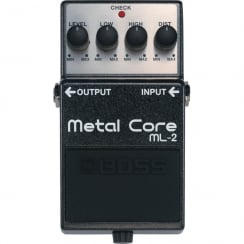Boss ML2 | Metal Core | Guitar Effects Pedal