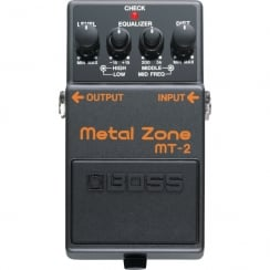 Boss MT2 | Metal Zone | Guitar Effects Pedal
