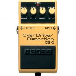 Boss OS2 | Overdrive/Distortion | Guitar Effects Pedal