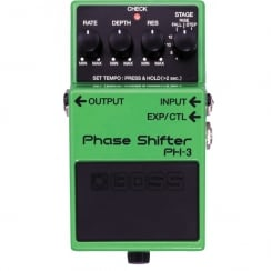 Boss PH3 | Phase Shifter | Guitar Effects Pedal