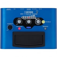 Boss VE 1 Vocal Reverb Pedal