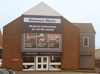 Rimmers Music Bolton