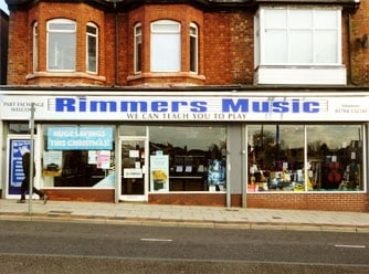 Rimmers Music Southport