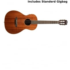Breedlove Pursuit Parlor Electro-Acoustic Guitar | Mahogany