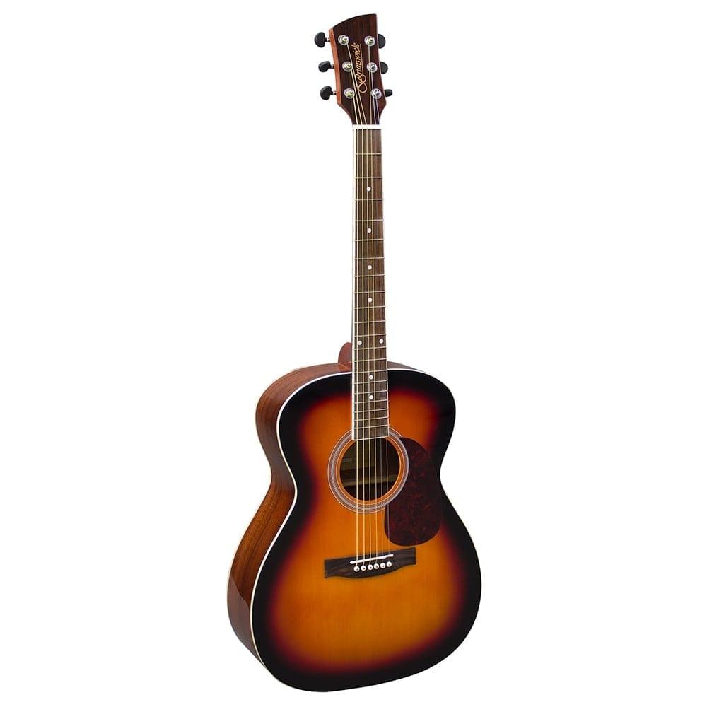 Brunswick Folk Guitar Sunburst