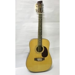 Brunswick Dreadnought 12 String BD20012 | Natural | Clearance