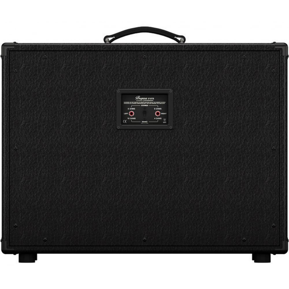 Bugera 212TS Classic 160-Watt Stereo Guitar Cabinet with Original ...