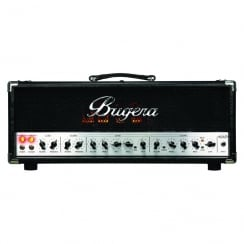 Bugera 6262 Infinium Ultimate Rock Tone 120 Watt 2 Channel Valve Amp Head