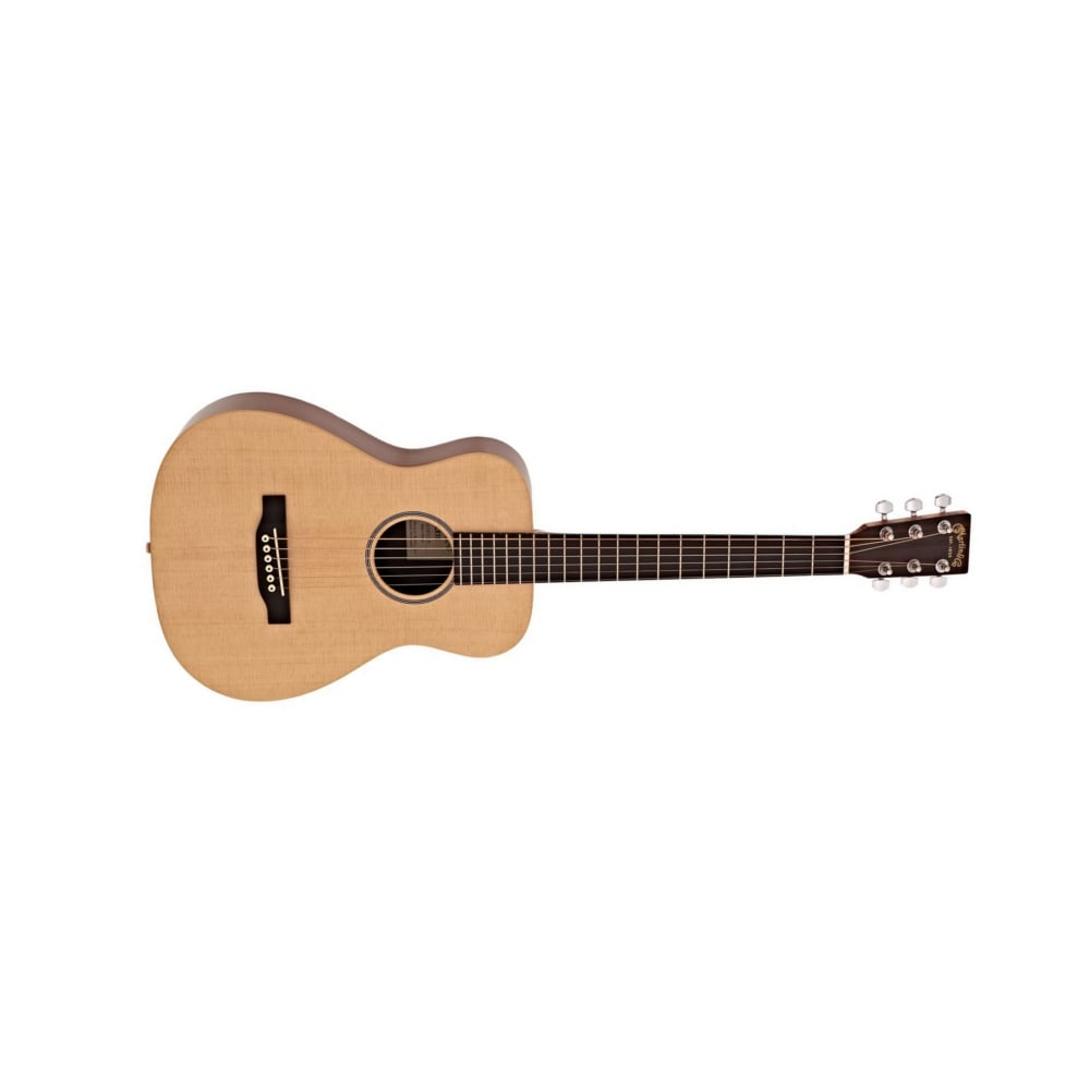 c f martin lx1e x series acoustic guitar solid spruce top. Black Bedroom Furniture Sets. Home Design Ideas