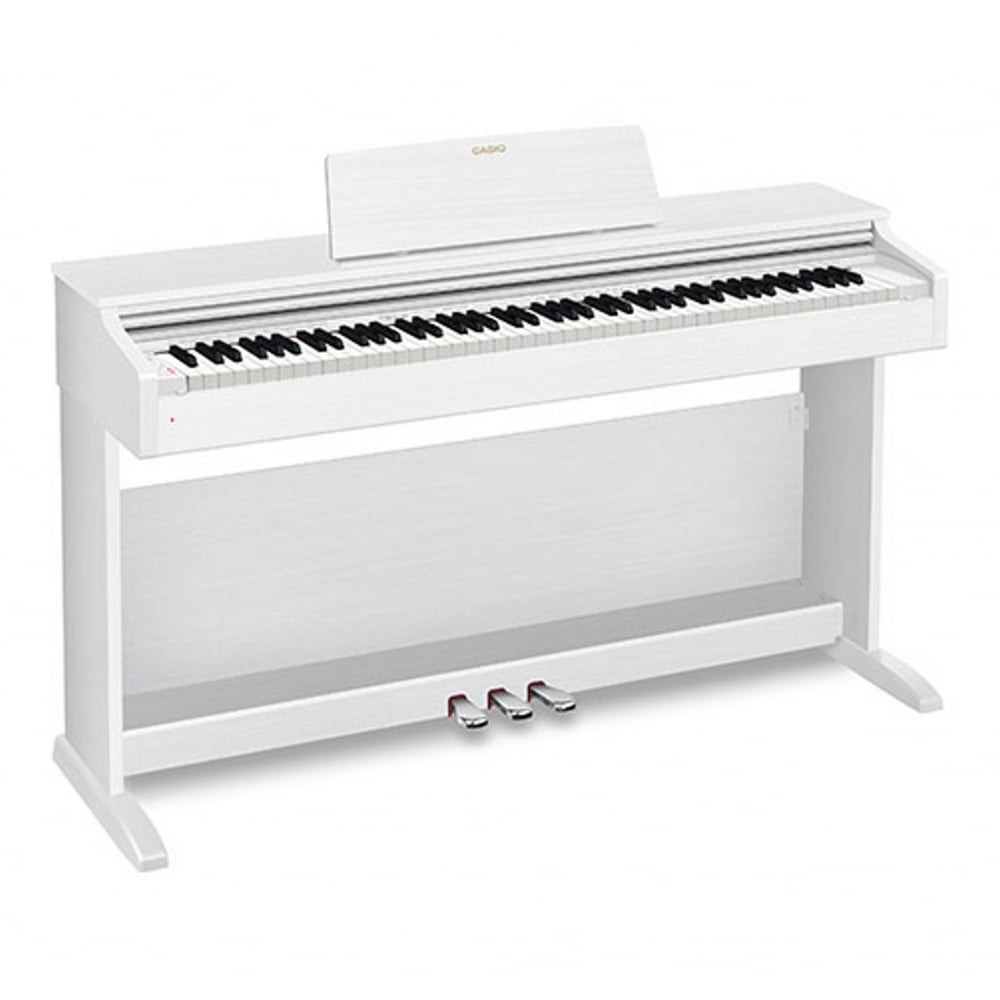 casio ap270 wh digital piano celviano with uk mainland delivery. Black Bedroom Furniture Sets. Home Design Ideas