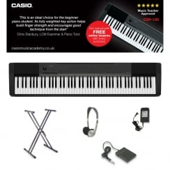 Casio CDP130 Digital Piano | Bundle