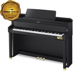 Casio Celviano GP-400BK Grand Hybrid Piano, Black