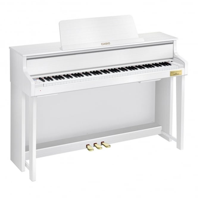 Casio Celviano GP300 Grand Hybrid Digital Piano Satin White