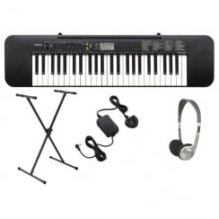Casio CTK240 Keyboard Package