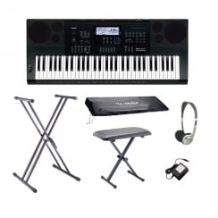 Casio CTK6200 Portable Keyboard | Big Bundle