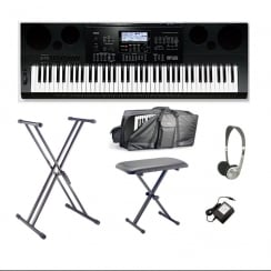 Casio CTK7200 Keyboard | Big Bundle