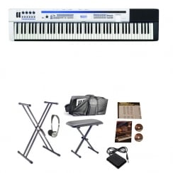 Casio Privia PX5S Digital Stage Piano | Big Bundle
