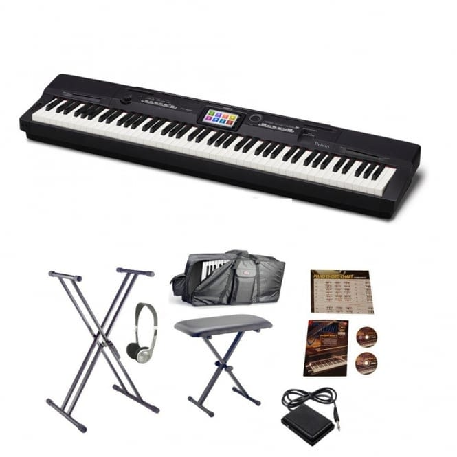 Casio PX360 Digital Piano | Big Bundle