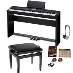 Casio PX360 Digital Piano | Pro Bundle