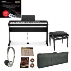 Casio CDP130 Digital Piano | Pro Bundle