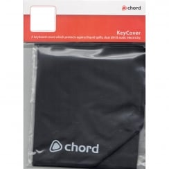 Chord KC4 Keyboard Cover - 4/5 Octave | Black | Clearance
