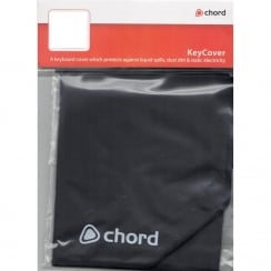 Chord KC5 Keyboard Cover - 5 Octave | Black | Clearance