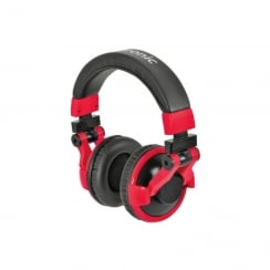 HP750PRO Superbass Monitor Headphone - Red