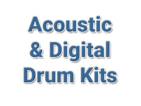 Acoustic & Digital Drum Kits Buying Guides Image