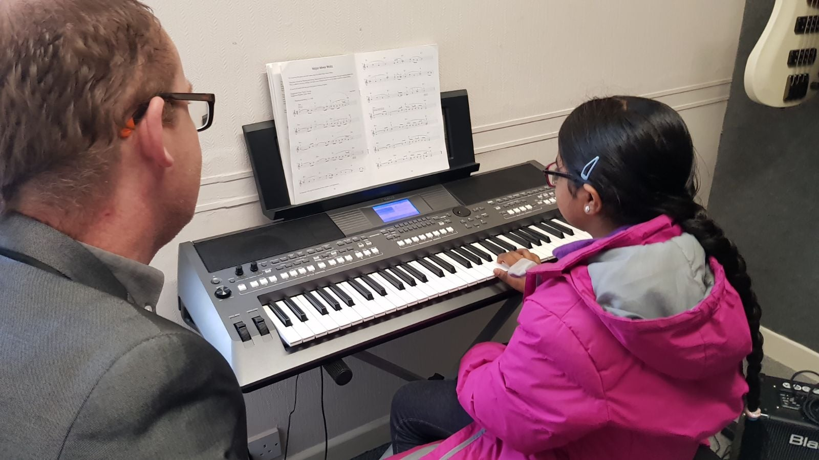 Keyboard & Piano Lessons at Rimmers Music Wigan