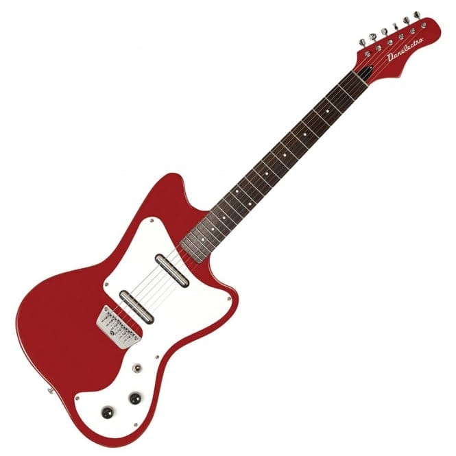 DANELECTRO DG67RED DG67RED 67 GUITAR - RED