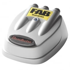 DANELECTRO FAB2 DANO FAB OVERDRIVE PEDAL