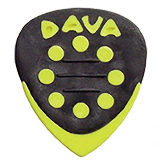 DAVA 6936 PICK REFIL BAG- 36 PICKS- GREEN NYLON