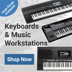 Keyboards & Music Workstations