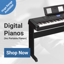 Digital Pianos (Inc Portable Pianos)