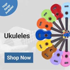 Ukulele & Banjo & Mandolin