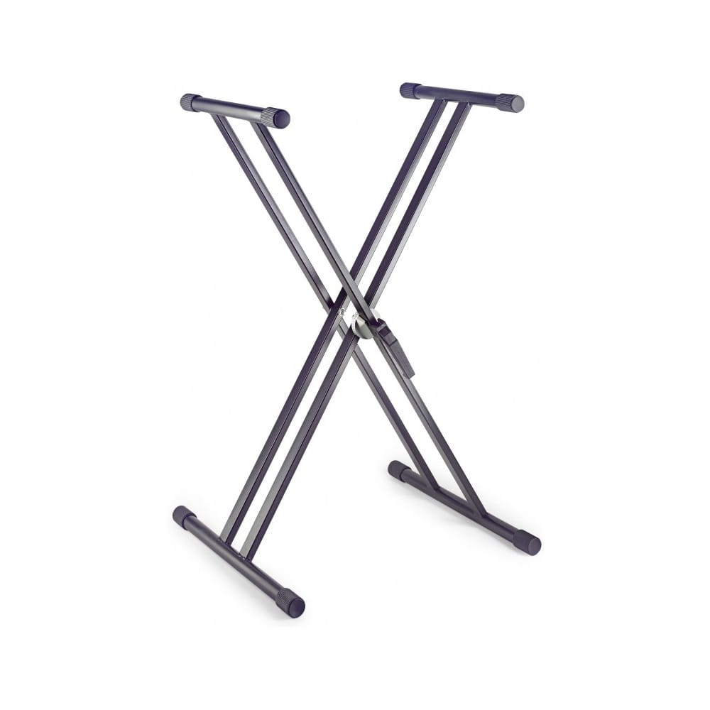 Double Braced X Frame Keyboard Stand With UK Mainland Delivery