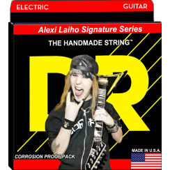 DR Strings DR Alexi Laiho Signature Light