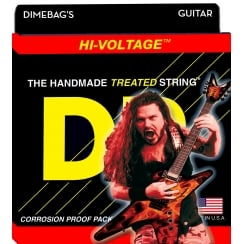 DR Strings Dimebag Darrell Signature Light & Heavy