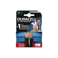 Duracell Ultra Power PP3 Pack of 1