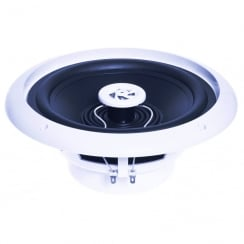 E Audio Round Ceiling Speaker With Moisture Resistant Cone and Polymer Tweeter (Cut Out (mm) 135 Diameter Impedance (Ohms) 4)