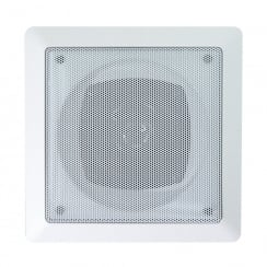 "E Audio Square Ceiling Speakers With Tweeter (Size 4"" Peak Power W 70)"