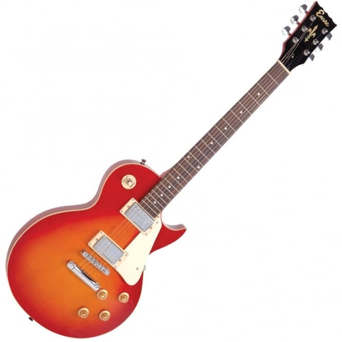 ENCORE E99CSB Electric Guitar | Cherry Sunburst