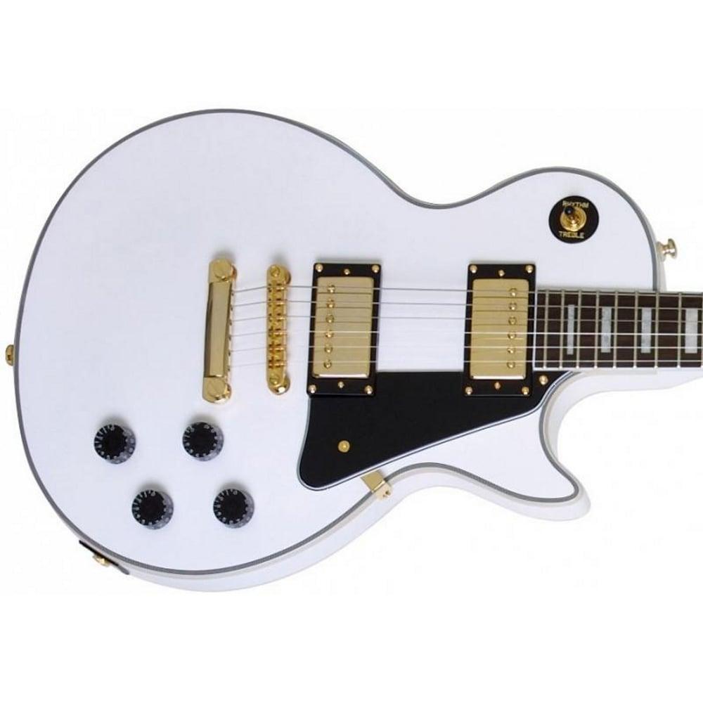 beste waarde verschillende kleuren speciale promotie Epiphone Les Paul Custom PRO Guitar Alpine White