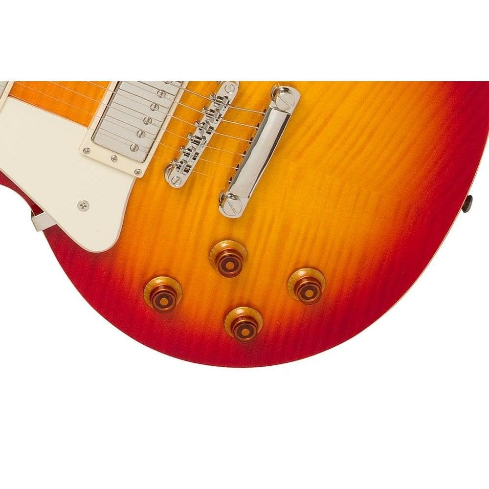 Epiphone Les Paul Standard Plustop PRO Heritage Cherry Sunburst LH Guitar