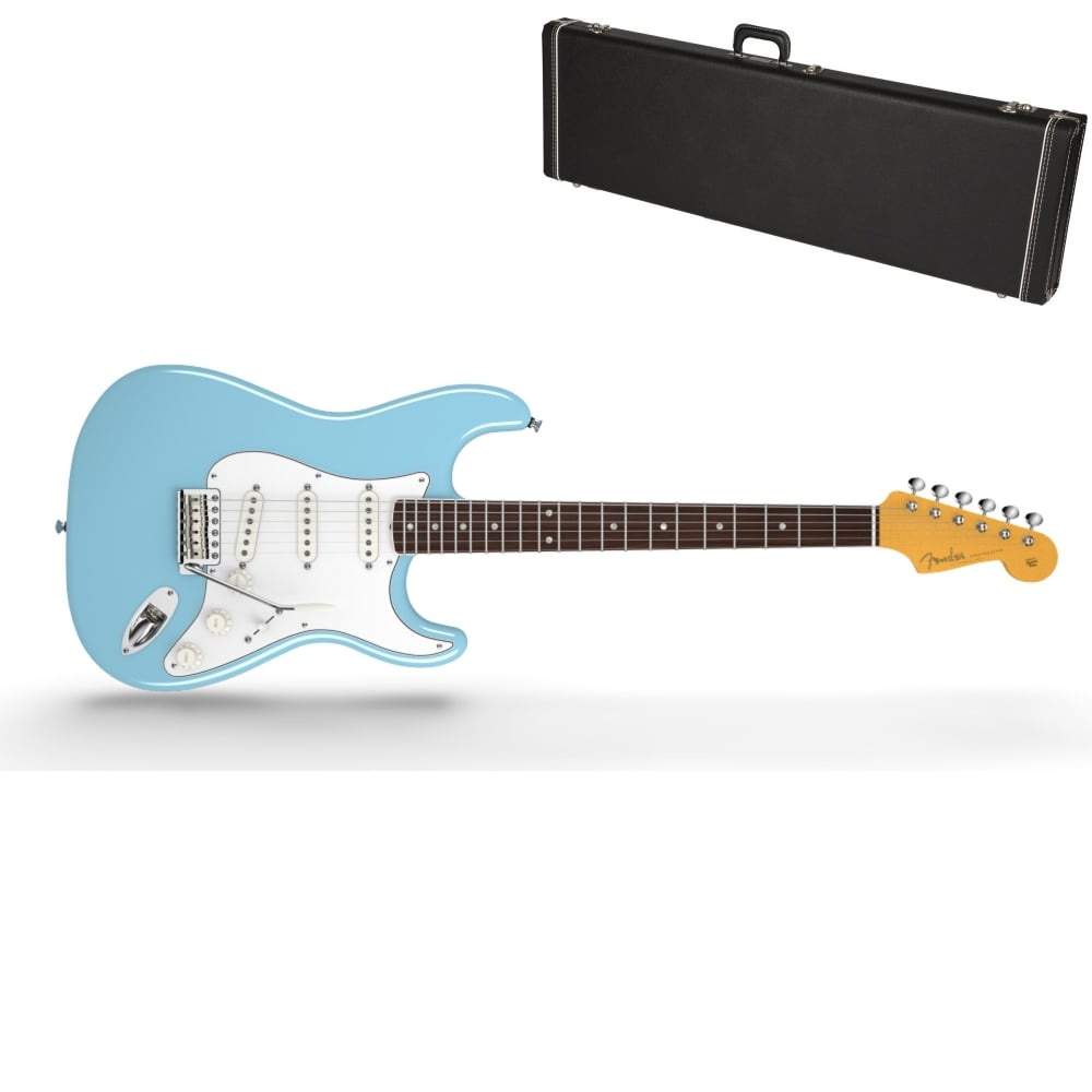 Eric Johnson Stratocaster Rosewood Fingerboard Tropical Turquoise Fr